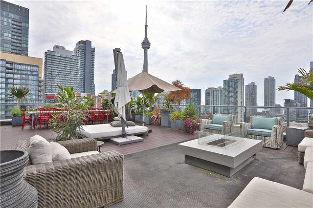 Condo Apartment at 478 King St W, Unit 1203, Toronto, Ontario. Image 9