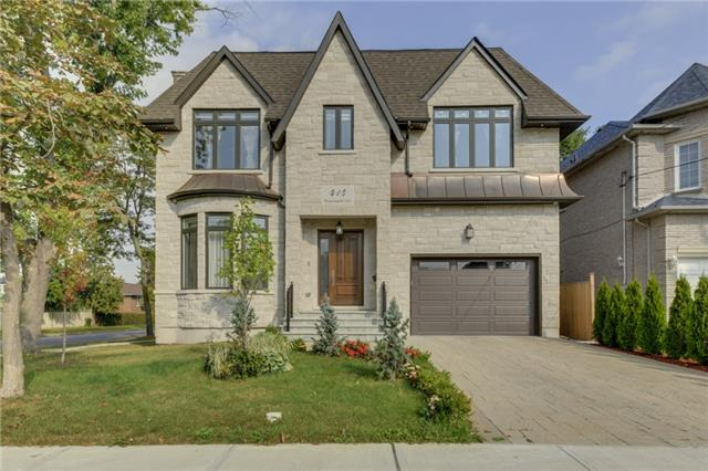 Detached at 414 Connaught Ave, Toronto, Ontario. Image 1