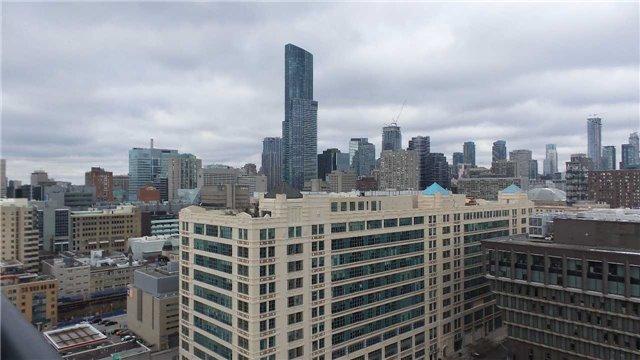 Condo Apartment at 159 Dundas St E, Unit 1806, Toronto, Ontario. Image 2