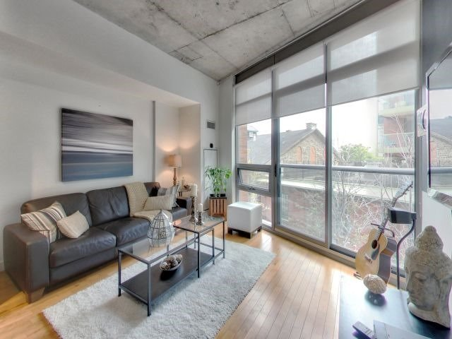 Condo Apartment at 33 Mill St, Unit 206, Toronto, Ontario. Image 9