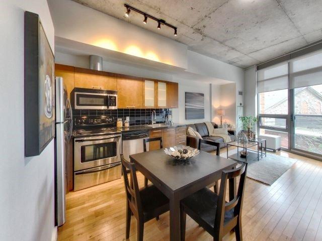 Condo Apartment at 33 Mill St, Unit 206, Toronto, Ontario. Image 11