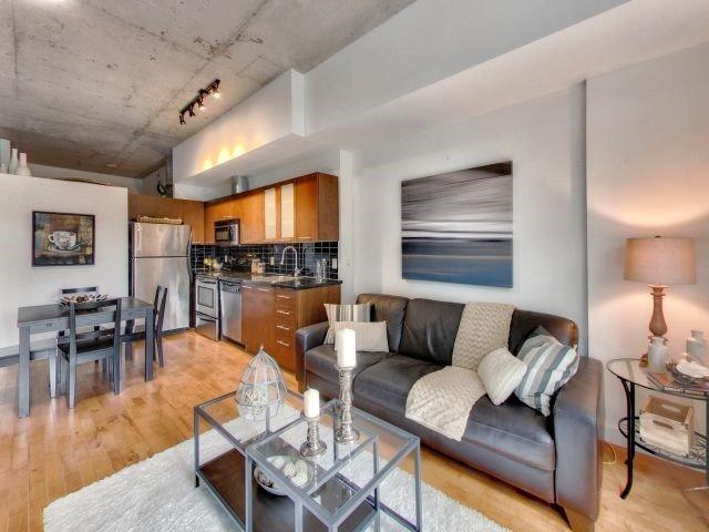 Condo Apartment at 33 Mill St, Unit 206, Toronto, Ontario. Image 12