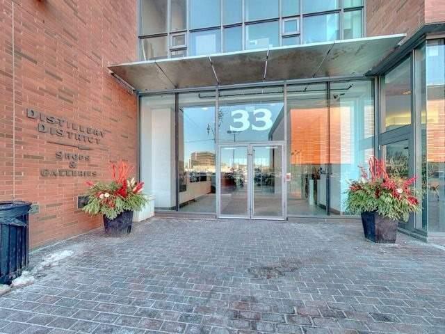 Condo Apartment at 33 Mill St, Unit 206, Toronto, Ontario. Image 3