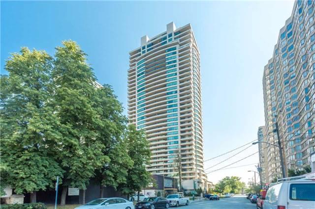 Condo Apartment at 18 Spring Garden Ave, Unit 1708, Toronto, Ontario. Image 1