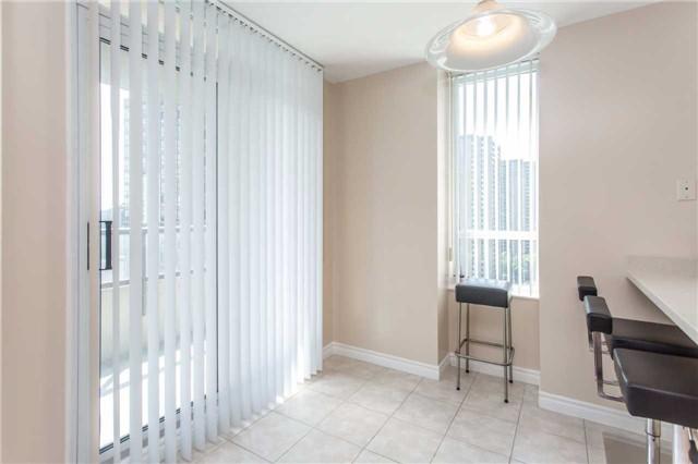 Condo Apartment at 18 Spring Garden Ave, Unit 1708, Toronto, Ontario. Image 3