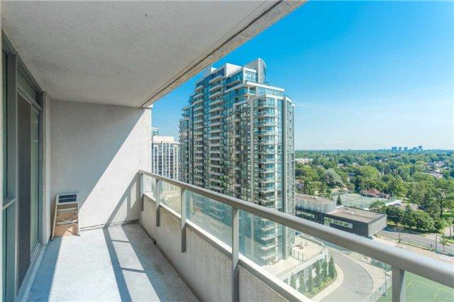 Condo Apartment at 18 Spring Garden Ave, Unit 1708, Toronto, Ontario. Image 10