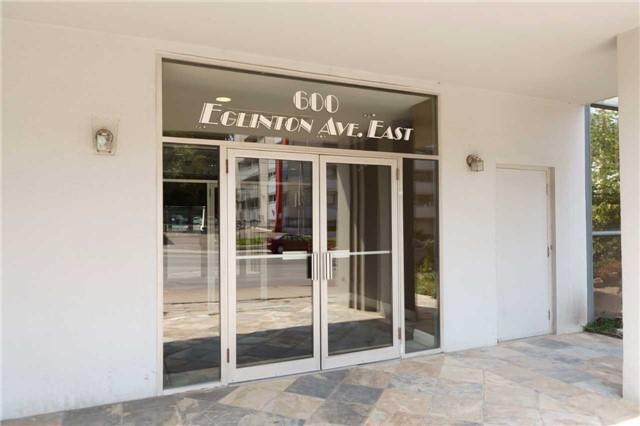 Condo Apartment at 600 Eglinton Ave E, Unit 104, Toronto, Ontario. Image 10