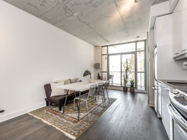 Condo Apartment at 2 Gladstone Ave, Unit 203, Toronto, Ontario. Image 18
