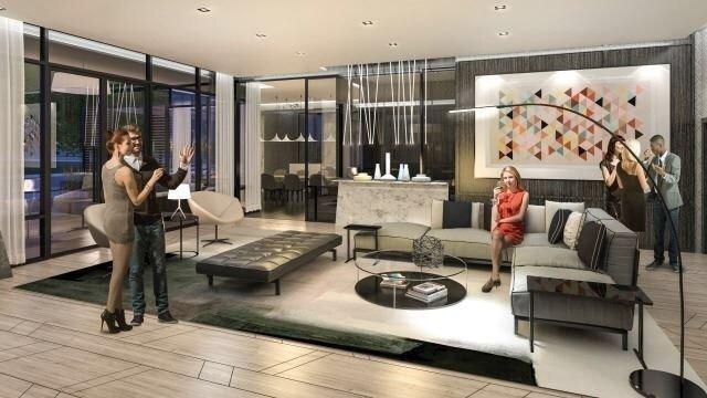 Condo Apartment at 52 Forest Manor Rd, Unit 708, Toronto, Ontario. Image 7