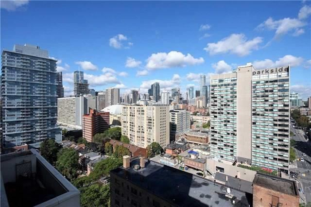 Condo Apartment at 298 Jarvis St, Unit Up03, Toronto, Ontario. Image 11