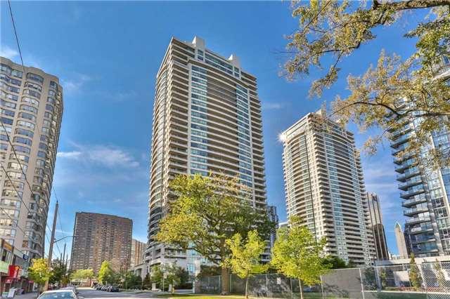Condo Apartment at 18 Spring Garden Ave, Unit 2310, Toronto, Ontario. Image 1