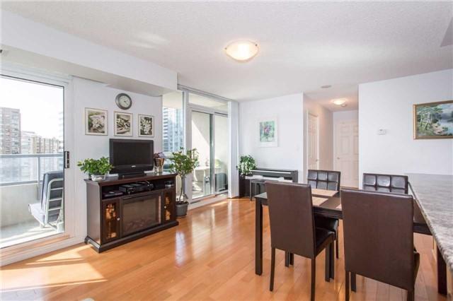 Condo Apartment at 18 Spring Garden Ave, Unit 2310, Toronto, Ontario. Image 16