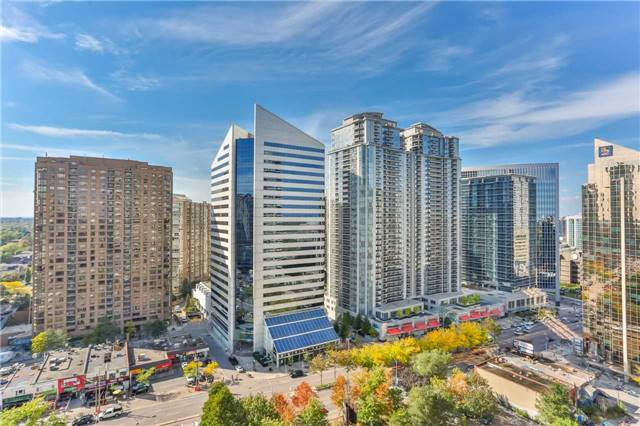 Condo Apartment at 18 Spring Garden Ave, Unit 2310, Toronto, Ontario. Image 10
