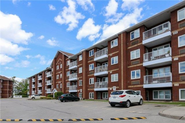 Condo Apartment at 195 Lake Driveway W, Unit 201, Ajax, Ontario. Image 1