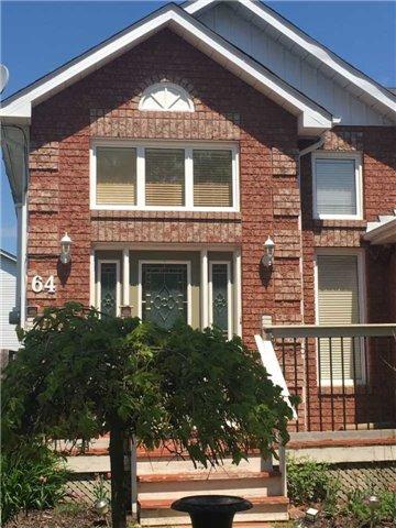 Semi-detached at 64 Fenwick Ave, Clarington, Ontario. Image 1