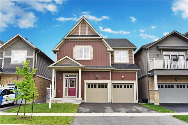Detached at 105 Blackwell Cres, Oshawa, Ontario. Image 1