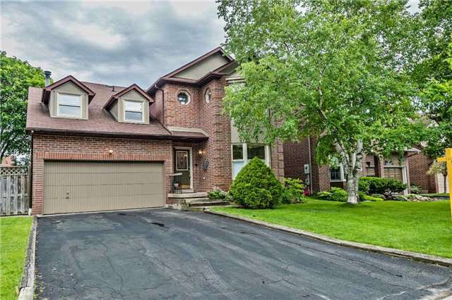 Detached at 1523 Eagleview Dr, Pickering, Ontario. Image 1