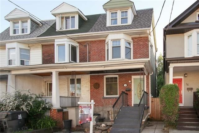 Semi-detached at 14 Coxwell Ave, Toronto, Ontario. Image 12