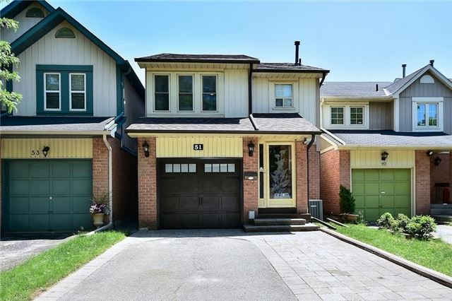 Link at 51 Roughfield Cres, Toronto, Ontario. Image 1