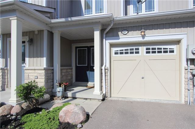 Townhouse at 67 Connell Lane, Clarington, Ontario. Image 12