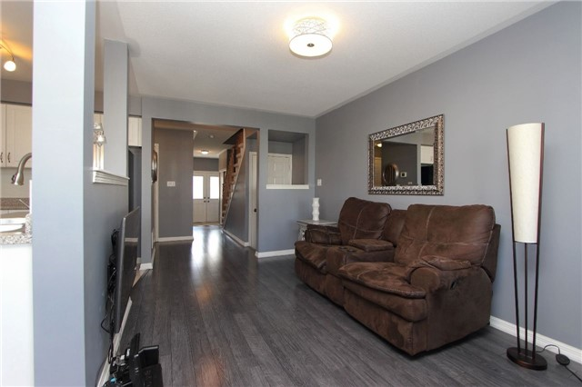 Townhouse at 67 Connell Lane, Clarington, Ontario. Image 2