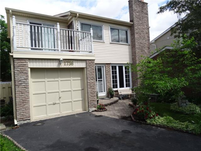 Link at 1736 Wollaston Crt, Pickering, Ontario. Image 1