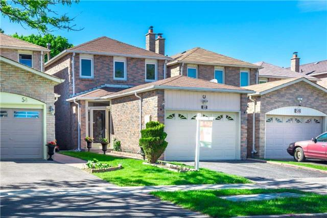Detached at 56 Whitley Castle Cres, Toronto, Ontario. Image 12
