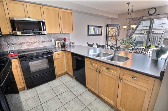 Semi-detached at 80 Regatta Cres, Whitby, Ontario. Image 16