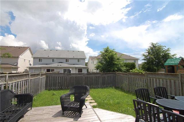 Semi-detached at 80 Regatta Cres, Whitby, Ontario. Image 13
