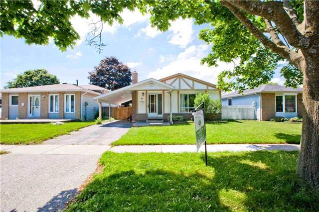 Detached at 81 Swanston Cres, Ajax, Ontario. Image 12