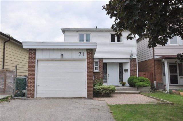 Link at 71 Petworth Cres, Toronto, Ontario. Image 1