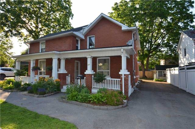Detached at 212-214 John St W, Whitby, Ontario. Image 1