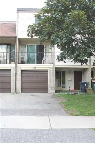 Condo Townhouse at 83 Blackwell Ave, Toronto, Ontario. Image 1