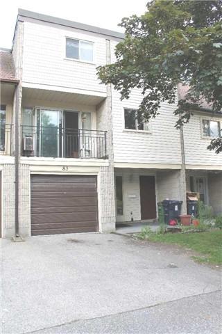 Condo Townhouse at 83 Blackwell Ave, Toronto, Ontario. Image 3