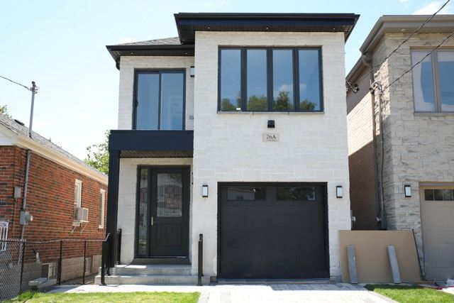 Detached at 26 A Scotia Ave, Toronto, Ontario. Image 1