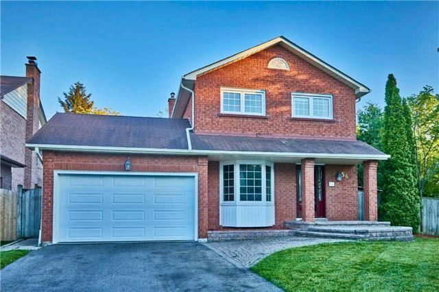 Detached at 56 Canadian Oaks Dr, Whitby, Ontario. Image 11