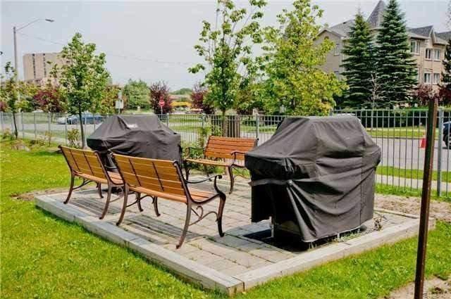 Condo Apartment at 6 Rosebank Dr, Unit 7E, Toronto, Ontario. Image 7