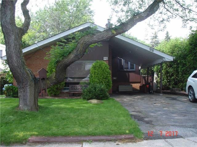 Detached at 98 Oakley Blvd, Toronto, Ontario. Image 1