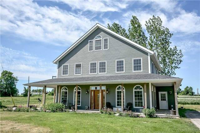 Detached at 19700 Old Simcoe Rd, Scugog, Ontario. Image 1