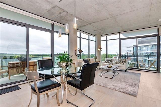 Condo Apartment at 1201 Dundas St E, Unit 909, Toronto, Ontario. Image 15