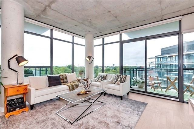Condo Apartment at 1201 Dundas St E, Unit 909, Toronto, Ontario. Image 16