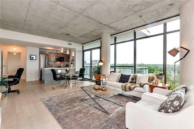 Condo Apartment at 1201 Dundas St E, Unit 909, Toronto, Ontario. Image 2