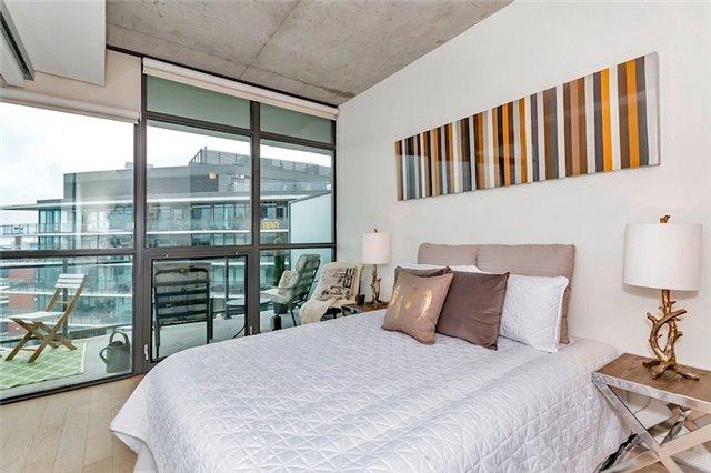 Condo Apartment at 1201 Dundas St E, Unit 909, Toronto, Ontario. Image 4