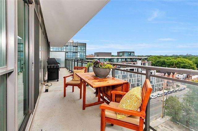 Condo Apartment at 1201 Dundas St E, Unit 909, Toronto, Ontario. Image 6