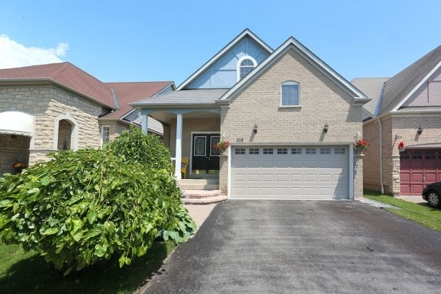 Detached at 105 Mackey Dr, Whitby, Ontario. Image 1