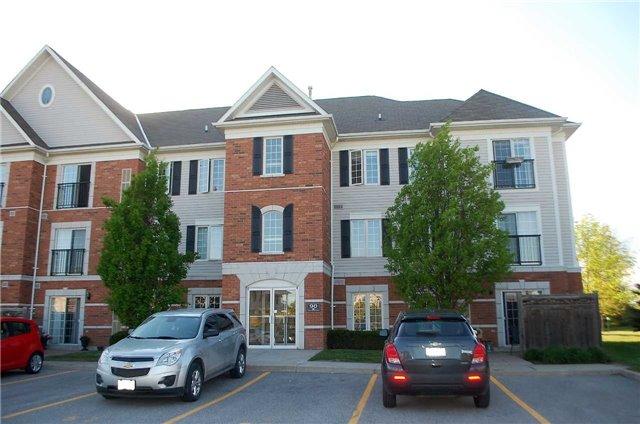 Condo Apartment at 90 Aspen Springs Dr, Unit 109, Clarington, Ontario. Image 1