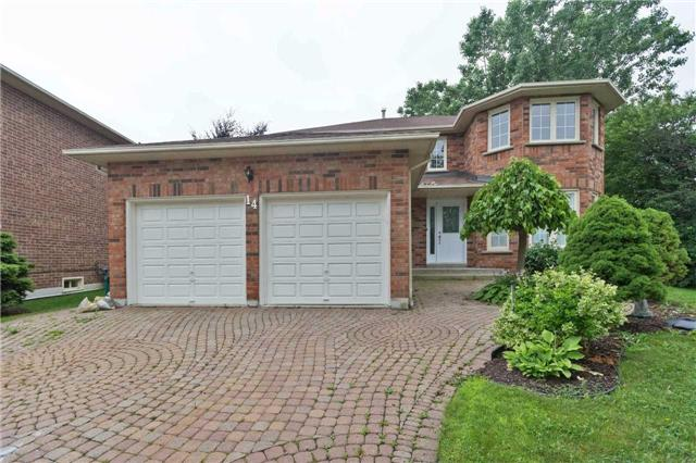Detached at 14 Wyndfield Cres, Whitby, Ontario. Image 1