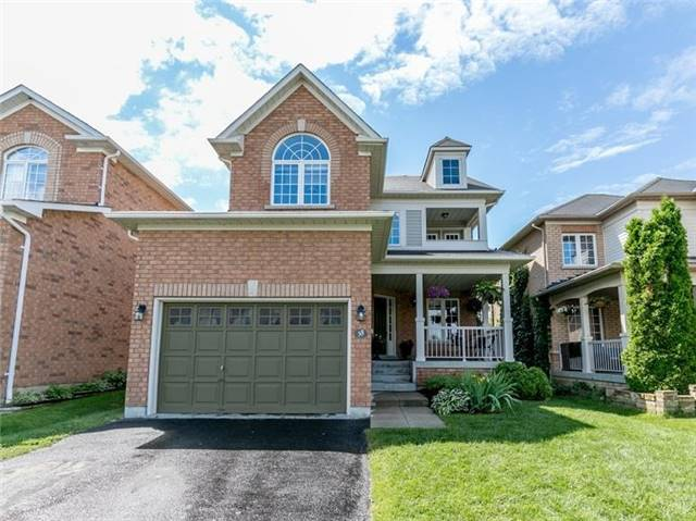Detached at 58 Fitzpatrick Crt, Whitby, Ontario. Image 1
