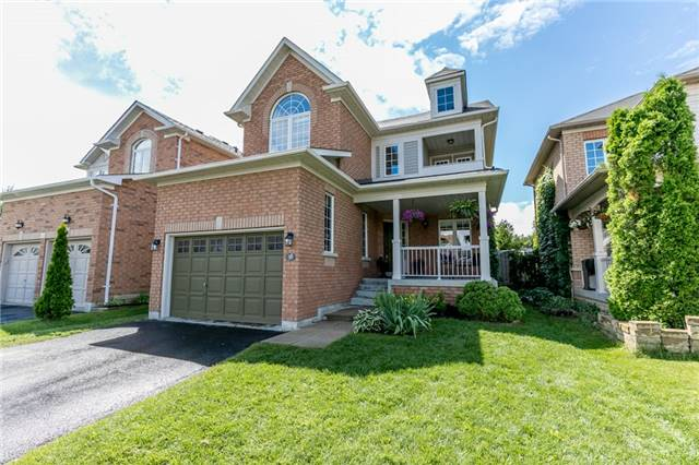 Detached at 58 Fitzpatrick Crt, Whitby, Ontario. Image 12