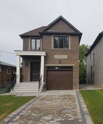 Detached at 602A Birchmount Rd, Toronto, Ontario. Image 1